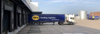 Truck driver interviews and tests @ ROTRA